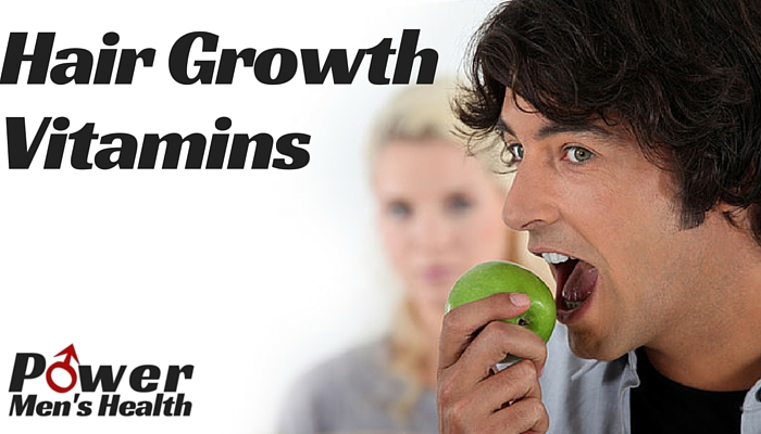 Men's Hair GrowthThe Vitamins